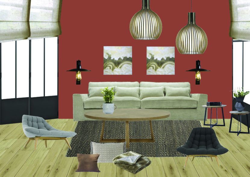 Planche mobilier - Salon Paris