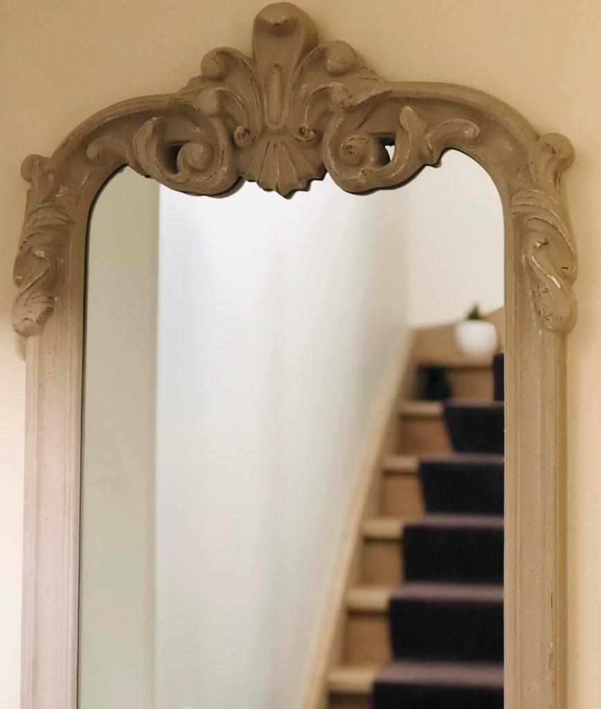 Escalier sur mesure en chêne blanchi