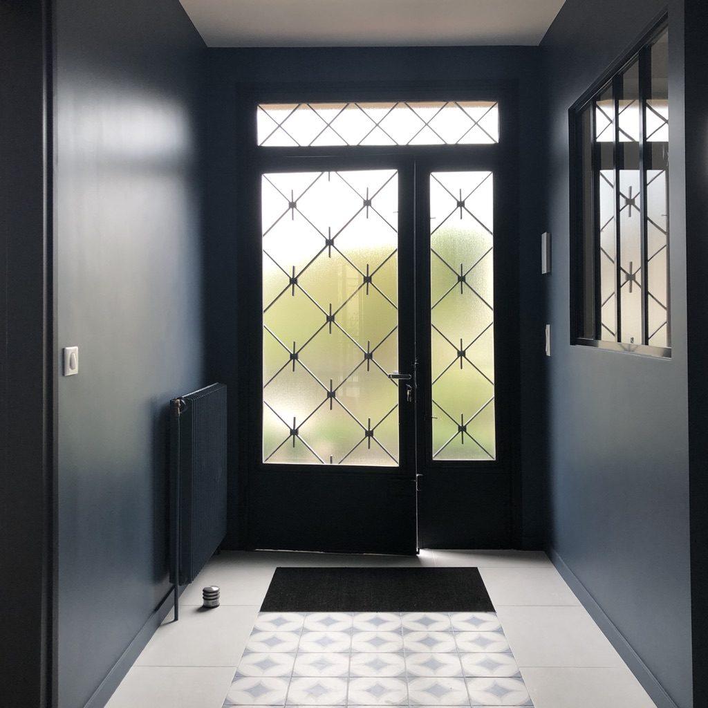 Projet de rénovation d'une maison par Valérie Gobin Décoratrice