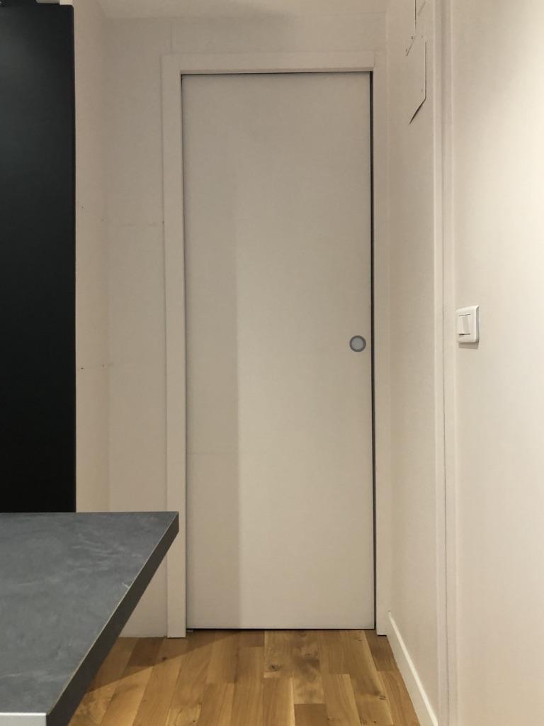 Aménagement d'un couloir par Valérie Gobin Criterihome Avant